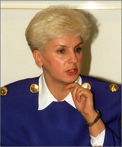 Former Polish Construction Minister Barbara Blida committed suicide Wednesday,  as police searched her home in Siemianowice Slaskie, in the southern province of Silesiam, as part of a corruption probe. Blida, 57, went into the bathroom and shot herself in the chest.