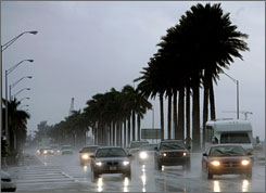 Miami drivers aren't known for their sunny dispositions or driving habits, according to a new auto club list.
