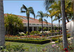 The Nixon Presidential Library and Birthplace, which opened in 1990, enters the presidential libraries system this year.