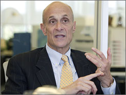 """Homeland Security Secretary Michael Chertoff acknowledged that there is """"a fundamental unfairness"""" in a bill that permits illegal immigrants to stay."""
