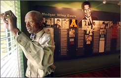 State Sen. Hillman Frazier's resolution established a panel to study the feasibility of a national civil rights museum. He is a major force in the drive to build a National Civil Rights Museum in Jackson, Miss.