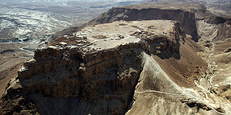 "Once a pillar of Israeli identity  army units used to be sworn in on the mountaintop, shouting ""Masada will not fall again!""  the Masada story fell out of favor as Israelis became less comfortable with glorifying mass suicide and identifying with religious fanatics."