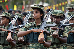 Every July 5, Sri Lankan Tamil Tiger rebels honor members of a special suicide squad, known as the Black Tigers, who are a key part of the Tigers' struggle for an independent state for the country's 3.2 million ethnic Tamil minority.