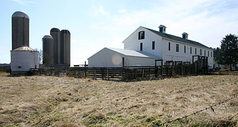 This Springfield, Ohio, farm has been family-owned since 1860, but a management company operates it.