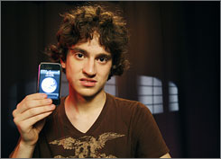 George Hotz, a 17-year-old in New Jersey, managed to unlock his iPhone last week using both software and hardware modifications.
