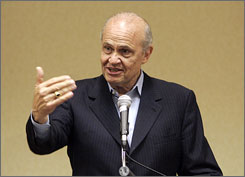 Fred Thompson has ended speculation on his presidential bid.
