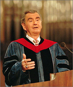 Kennedy in 1998. He was the author of more than 50 books and also founded two schools  Knox Theological Seminary and Westminster Academy, a K-12 Christian school near his church.