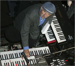 Austrian jazz keyboard musician Joe Zawinul played with Miles Davies and helped create the sound of jazz fusion.