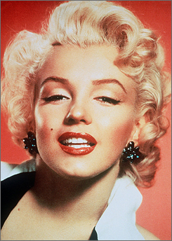 Marilyn Monroe, who died in 1962, is at center of court battle.