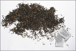 Black tea separates itself from other teas in that the leaves are exposed to oxygen for two to four hours. Teas are known for having health benefits.