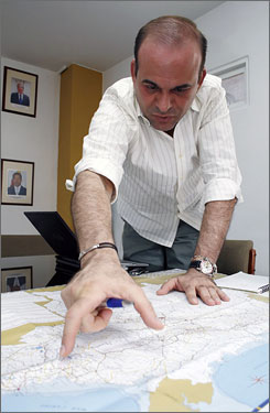 Salvatore Mancuso told The Associated Press that 254 tons of cocaine were produced in his direct zones of control between 1997 and 2004 and that paramilitaries often purchased arms and ammunition with cocaine.