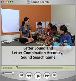 Teachers can go to the Free-Reading website to watch short videos of teachers and students taking part in actual lessons.