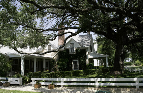 The National Park Service plans to open the office in President Johnson's ranch house, known as the Texas White House, to the public beginning Aug. 27 -- the 100th anniversary of his birth.