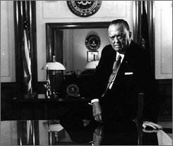 Former FBI director J. Edgar Hoover reportedly had plans in 1950 for mass detention of Americans he suspected of being disloyal to the country.