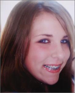 Megan Meier, 13, of Dardenne Prairie, Mo., who killed herself October 2006.