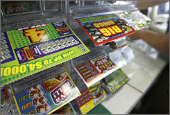 Vermont lawmakers fear higher lottery earnings will mean hardship for the people buying the tickets.