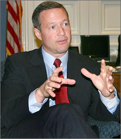 Maryland Gov. Martin O'Malley, a Democrat, directed the transportation department to create a single driver's license that complies with the new federal law and rules out illegal immigrants.