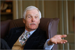 Media mogul Ted Turner rejected religion after his younger sister died of a form of lupus when they were both young.