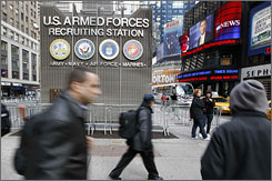 Waivers have helped the Army meet its recruitment goals of about 100,000 people a year for the past several years.