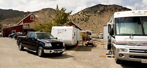 Midwesterners have been scarce this year at the The Virginia City RV Park, in Nevada, even during the yearly Chili Cook-Off weekend. The most recent one drew most of its participants from a 40-mile radius.