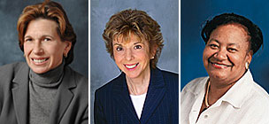 Randi Weingarten, Antonia Cortese and Lorretta Johnson are set to lead the American Federation of Teachers.