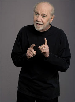 George Carlin was more than just a comedian. One of his routines led to a Supreme Court decision on indecency. He died in California on Sunday at age 71.