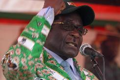 Zimbabwean President Robert Mugabe was stripped of his ceremonial knighthood.