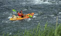 Kayakers and canoeists will descend on the lower Rio Grande for events this fall aimed at  drawing attention to the impact the border fence would have on river access.