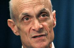 U.S. Homeland Security Secretary Michael Chertoff is concerned that terrorists could sneak radiological material into the country on small boats or private aircraft.