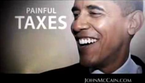 John McCain has aired negative ads during the Olympics, saying opponent Barack Obama will raise taxes on low-income families. The Obama campaign has said the McCain ads will backfire, as Americans expect unity and inspiration during the Games.