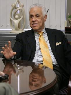 Richmond Mayor L. Douglas Wilder discusses whether Barack Obama has been subject to the predicament known as the Wilder or Bradley Effect. Wilder, the nation's first elected black governor, said he thinks the nation has come a long way since his gubernatorial campaign but did not discount the effect's existence.