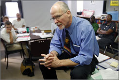 Since becoming New Orleans Recovery School District superintendent, Paul Vallas Vallas has changed pretty much everything, all at once, with little opposition.