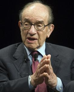 Former United States Federal Reserve Board chairman Alan Greenspan Alan Greenspan says the country can't afford tax cuts proposed by Republican presidential contender John McCain.
