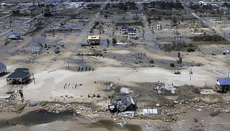 the galveston storm essay