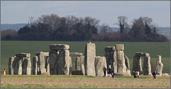 Archeologists now believe Stonehenge, in England, was a place of healing and say it was like an ancient Lourdes.