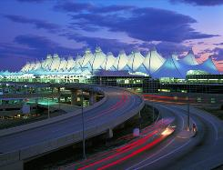 Denver International Airport recently tested scanners designed to detect suicide bombing vests.