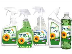 Corporations are responding to growing consumer demand for eco-friendlier home cleaning products with fewer chemicals.