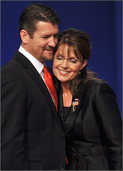 Documents released Friday suggest Todd Palin  had unusual access to his wife's staff and asked top Alaska state officials to help get his former brother-in-law kicked off the state police force.