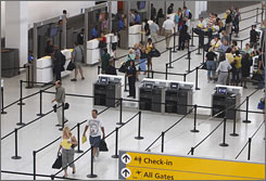 Airlines must collect the new information starting in July for flights originating or ending in the USA. The requirement also applies to any flight traveling over the country, such as from Canada to Mexico.