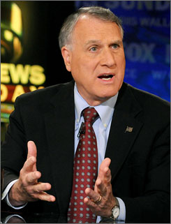 Second-ranking GOP senator Jon Kyl says the Democrats' $25 billion auto bailout would only delay &quot;the day of reckoning.&quot;
