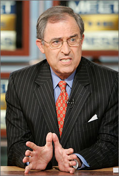 Lanny Davis, a former special counsel to President Clinton, vetted job candidates for Clinton's transition in 1992.