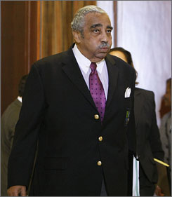 The report in The New York Times is just the latest in a series of revelations about the personal finances and ethics of Rep. Charles Rangel.