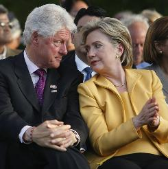 Hillary Rodham Clinton has been nominated as secretary of State. If she is confirmed by the Senate, Bill Clinton will continue to release the names of donors to his foundation.