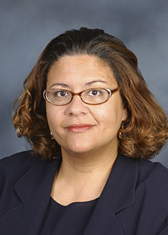 Elizabeth Alexander, a professor of African-American Studies at Yale University in New Haven, Conn., is to read a poem at the inauguration of Barack Obama in January.