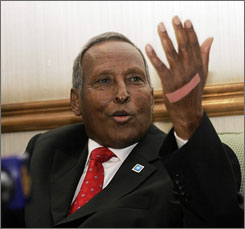 Somalia's President, Abdullahi Yusuf, will address a special session of the country's parliament Monday to announce his retirement from politics, said Abdirashid Sed, a confidant of Yusuf and the most senior figure to comment so far on the president's plans.