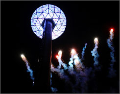 The Waterford Crystal ball that is dropped on New Year's Eve in the middle of Times Square will now be used for other holidays too.