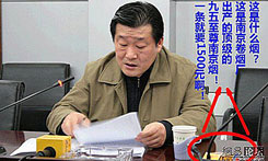 "Communist official Zhou Juigeng is under investigation for an apparent ""lavish lifestyle"" that exceeds his government salary."