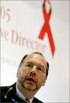 Dr. Peter Piot, who studied infectious diseases as a graduate student at the University of Washington, will work in Seattle until May when he plans to launch a global health program at the Imperial College in London.