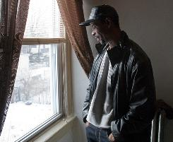 "Johnny Briscoe was exonerated by DNA tests in 2006, but even after his release, he felt he could only leave home with a ""witness""  someone to vouch for his whereabouts at all times. ""It is my job to convince everyone I didn't do this,"" Briscoe says."