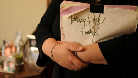 "Since the age of 11, Jill Price, a woman who ""can't forget,"" has kept a written account of her life. Now MRI scans may explain the rare way in which her brain works."